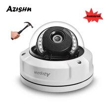 AZISHN Взрывозащищенная IP камера H.265 5MP 2592X1944 FULL HD ONVIF PTP Alert 12IR светодиоды металлическая Водонепроницаемая RTSP XMEye камера видеонаблюдения
