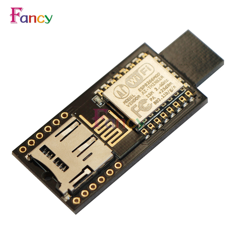 ATMEGA32U4 ESP8266 ESP12E Badusb TF Micro SD Virtual Keyboard Development Board for Arduino atmega32u4 esp8266 esp12e badusb tf micro sd virtual keyboard development board for arduino