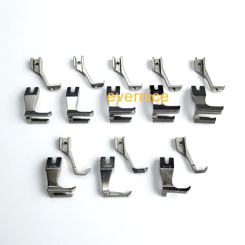 GC0398 5 SIZES Walking Foot Piping /& Welting Feet for Highlead GC0318 GC0388