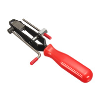 Automotive CV Joint Boot Clamp Crimper Tool With Cutter Ear Type Clips Pliers Use For Hose
