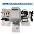 Beliebte Argox CP-3140 Waschen Mark Druck Lösung Barcode Label Drucker Hohe Qualität Papier Halter Label Installiert Band