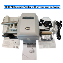 Popular Argox CP-3140 Washing Mark Printing Solution Barcode Label Printer High Quality Paper Holder Installed Ribbon