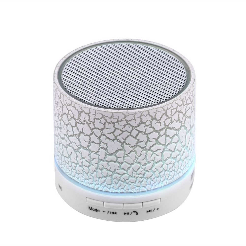 Support Phone/ Laptop/ Tablet PC Superb Sound Large 45mm Driver Speaker Mini Music Bluetooth Speaker with USB Cable