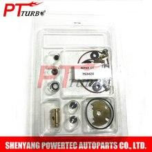 Turbo charger service kits for Peugeot 5008 Partner 1.6 HDi FAP 110HP 109HP- GT1544V 753420 740821 750030 Turbine repair kits