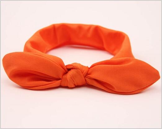 Повязка-тюрбан эластичный ободок для волос, повязка на голову, бандана, Новинка - Цвет: color 8