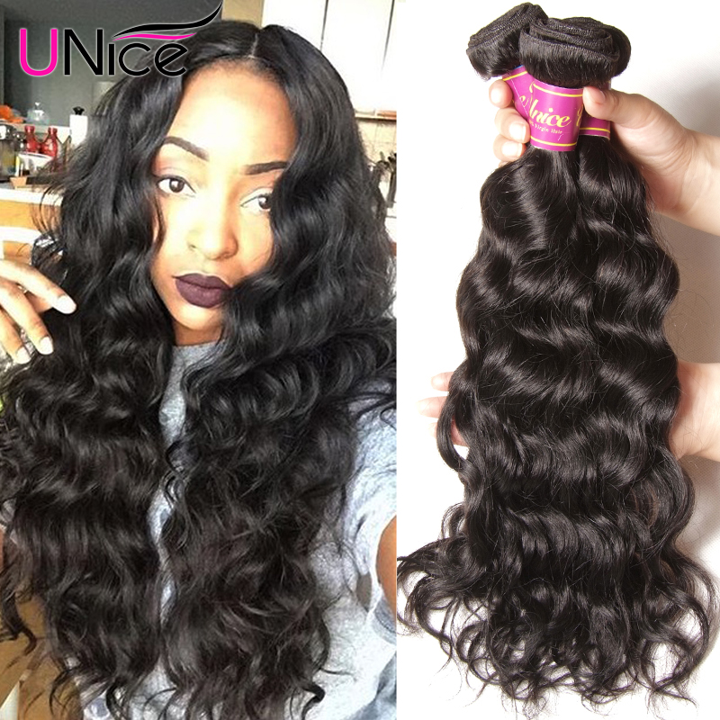 Aliexpress Com Buy Unice Brazilian Natural Wave Virgin
