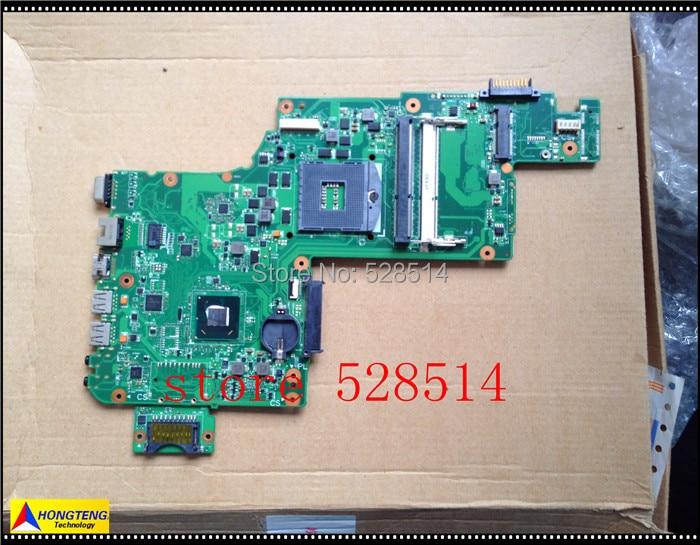 original laptop motherboard for toshiba c875 PLF/PLR/CSF/CSR main board  100% Test ok