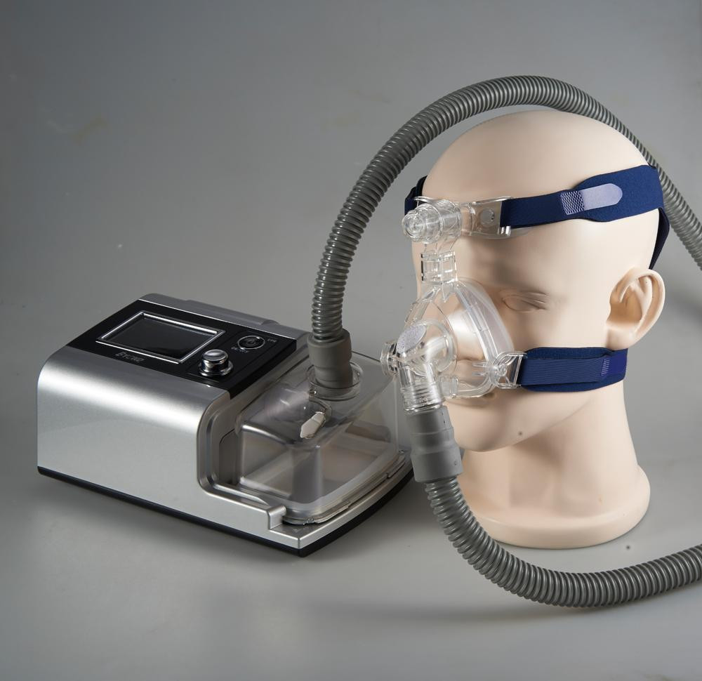 CPAP Breathing Machine Health Care Breathing Ventilator Portable Ventilator Continuous Positive Airway Pressure цена и фото