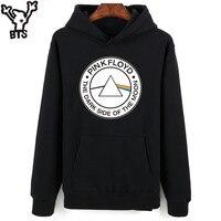 BTS Pink Floyd Mens Hoodies And Sweatshirts Britain Famous Rock Band Hooded Hoodies Hip Hop Popular