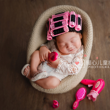 2019 New born Toys for Newborn Photography Props Baby Hairdr