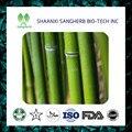 100% Natural Extracto de 70% de Sílice Orgánica De Bambú Ultra Pelo Vitaminas para La Piel y El Crecimiento de las Uñas
