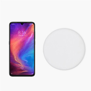 Image 4 - 20W Qi Wireless Charger for Xiaomi Mi9 MiX 2S Mix3 27W EU/US/AU/UK Plug Wireless Fast Charging Pad for iPhone Android Smartphone