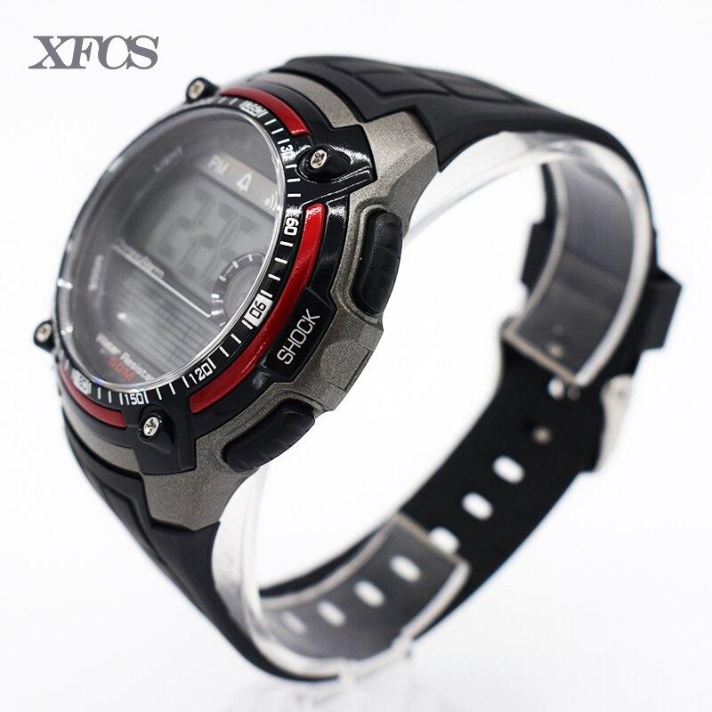 6375f6d35488 XFCS impermeable digital de muñeca automático relojes para hombres reloj  running hombre mens digitales digitais reloj al aire libre de natación  barato en ...