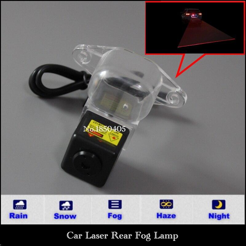 Car Laser Fog Light / For Daewoo ZAZ Lanos Sens Automotive Rain, Fog, Snow, Dust Haze Weather Driving Safety Warning Lamps