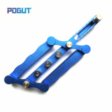 Self Centering Dowel Jig for Corner Edge Surface Joints Drilling Wood Clamp Tool