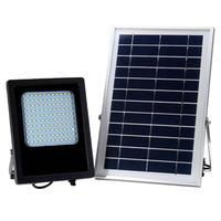 120 LED Solar Light Sensor Flood Spot Outdoor Garden Wall Lights Waterproof Panel Courtyard Lamp Solar Street Light