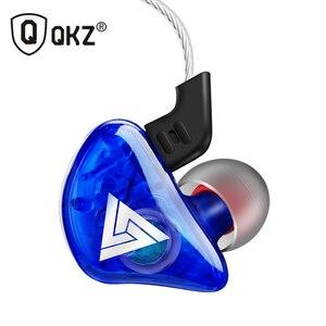 Image 5 - QKZ CK5 אוזניות ספורט אוזניות סטריאו עבור טלפון סלולרי נייד ריצה אוזניות dj עם HD מיקרופון fone דה ouvido auriculares audifonos