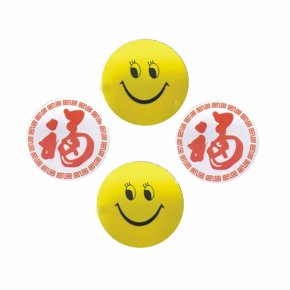 10pcs/Lot Proximity RFID 125khz Writable Rewritable T5577 5200 Smart Sticker Card For Mobile Phone + Free Shipping