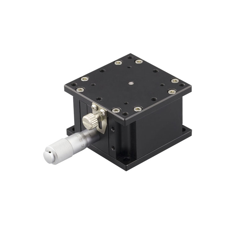 PT-SD60 Z-axis Manual Lab Jack Precise Manual Lift Optical Sliding Lift 60mm x 60mm Lab Jack z axis precise manual lift manual lab jack elevator optical sliding lift travel 60mm pt sd408