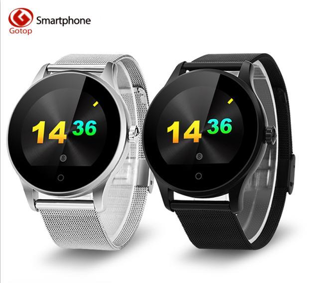 US $59 99 |Diggro K88H Smart Watch Bluetooth 4 0 Heart Rate Monitor  Smartwatch Wearable Devices MTK2502C Wristwatch For IOS Android-in Smart  Watches