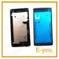 Оригинальная Передняя Рамка Рамка Обложка Передней Панели Шасси Для HTC Desire 600 Корпуса Черный Цвет Свободно Не Отслеживать Нет.