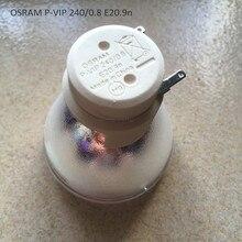 OSRAM W1070 W1070 + W1080 W1080ST HT1085ST HT1075 W1300 проектор лампа накаливания P-VIP 240/0. 8 E20.9n 5J. J7L05.001 для проектора BenQ