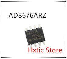 NEW 10PCS/LOT AD8676 AD8676A AD8676ARZ AD8676AR SOP-8  IC