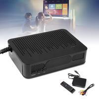 HD 1080 P DVB-T2 Receptor de Radiodifusión de Vídeo Caja Set-up TV HDTV MPEG4 + Remote A273