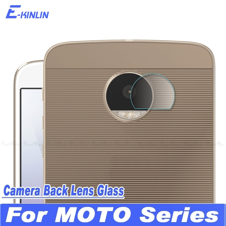 Back Camera Lens Protective Transparent Tempered Glass Protector Film For Motorola Moto G4 G5 Plus Z Force Play M E3 2016