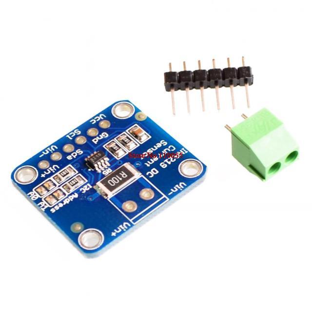 Zero drift CJMCU - 219 INA219 I2C interface Bi-directional current/power monitoring sensor module