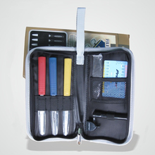 TK001 Guitar Repair File Tool Kit Nut Files Ruler Turner Gauge Measurement Tool String Winder