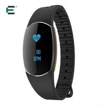 Smart Браслет Шагомер сердечного ритма Приборы для измерения артериального давления сна Мониторы Водонепроницаемый Sports Tracker часы для iOS и Android