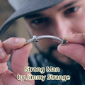Strong Man by Jimmy Strange and Merchant of Magic,Magic Trick,Accessories,stage magic,mentalism,close up,comedy