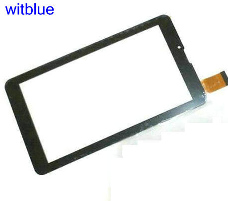 New Touch screen Digitizer For 7 Mystery MID-703G MID703G MID-713G Tablet Touch panel Glass Sensor replacement Free Shipping a 7 inch touch screen for mystery mid 703g tablet touch panel digitizer glass sensor ^ random code