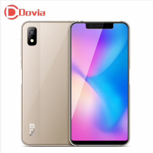 Elephone A4 Visage ID Mobile Téléphone 5.85 Android 8.1 MTK6739 Quad Core 1.5 ghz 3000 mah 3 gb RAM 16 gb ROM D'empreintes Digitales 4g Téléphone Portable