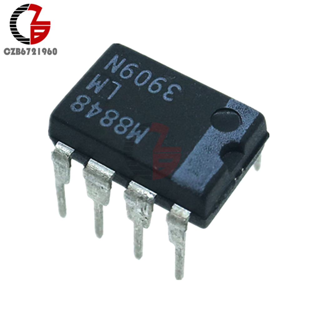 Us 346 8 Off Led Flasher Oscillator Ic Nsc Dip Lm3909n Lm3909 In Connectors From Lights Lighting On Alibaba Group Using Transistor
