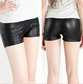 Popular Faux Leather Shorts-Buy Cheap Faux Leather Shorts lots ...
