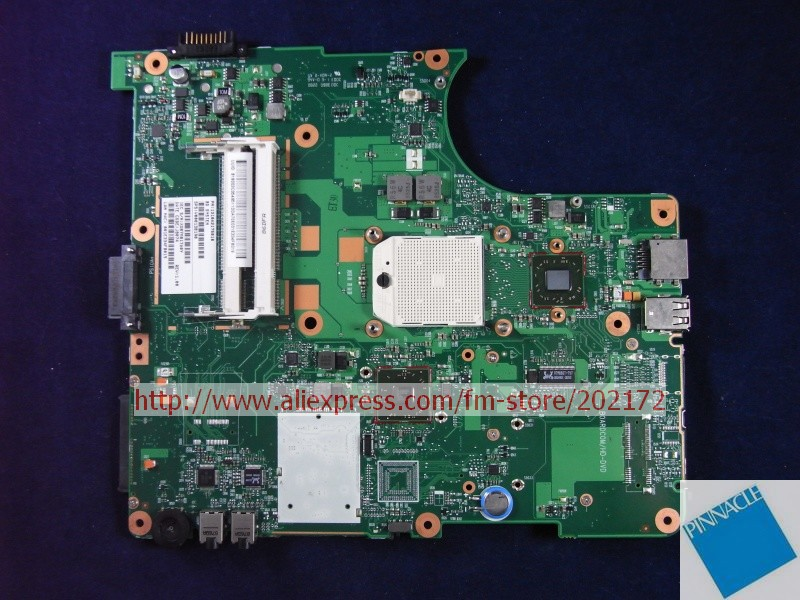 V000138190 MOTHERBOARD FOR TOSHIBA Satellite L300D L305D  6050A2175001 TESTED GOOD toshiba satellite p25 s507 матрица