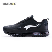 ONEMIX summer men's running shoes women sports sneakers damping cushion breathable knit mesh vamp outdoor walking shoes 1223