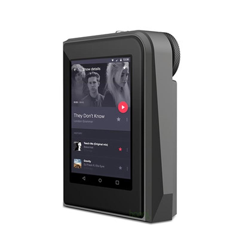 RUIZU A50 HD Mini lecteur MP3 Sport sans perte avec écran 2.5 pouces Hifi lecteur de musique MP3 Support 128G TF carte/DSD25