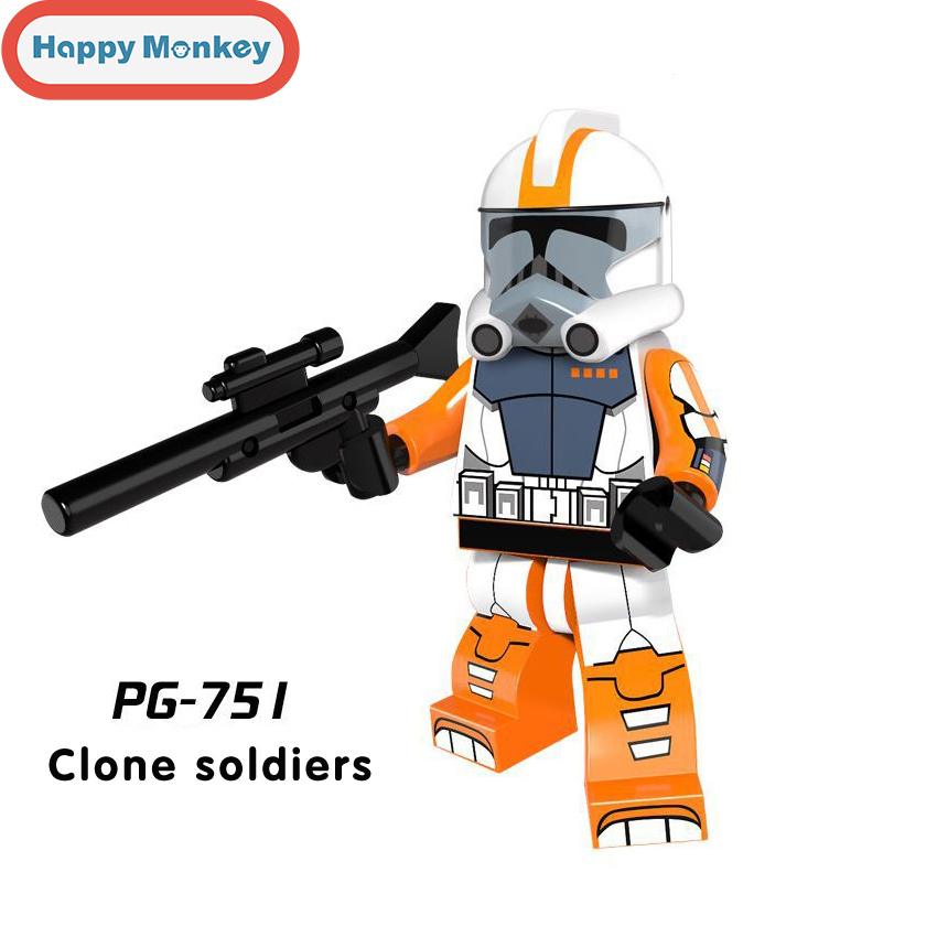 PG-751 Clone Soldiers #