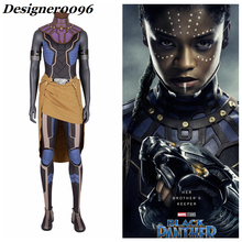 Marvel movie cosplay Black Panther-Shuri cosplay costume Anime superhero with COS clothing Halloween carnival party clothes цена