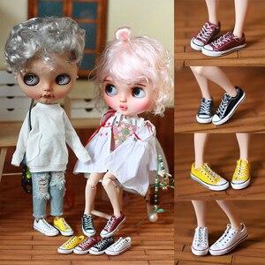 Blythes lalka buty band tenisówki dla Blyth Licca AZONE Momoko łat JerryB lalki sportowe buty w stylu casual