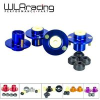 WLR STORE 4pc Lot SUSPENSION SHOCKS TOP HAT For HONDA CIVIC 88 00 SUSPENSION SHOCKS TOP