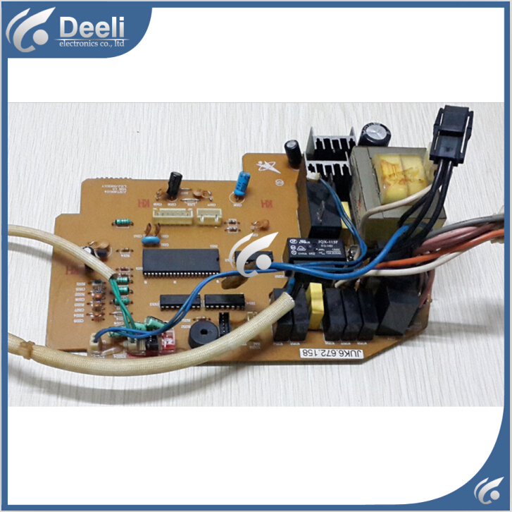 95% new good working for air conditioning motherboard Computer board JUK6.672.158 JUK7.820.114 board good working