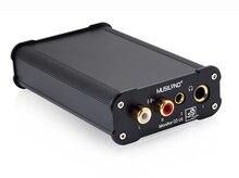 Musiland Monitor de 03 ee.uu. Dragón PCM 1798 USB DAC 32Bit/384 KHz APE FLAC WAV PCM PC HiFi DAC amplificador de auriculares de auriculares Buen sonido
