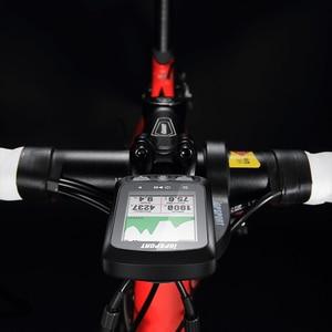 Image 5 - IGPSPORT IGS618 ANT+ GPS Computer Bike Bicycle Bluetooth Wireless Stopwatch Waterproof Cycling Bike Sensor Speedometer Computer