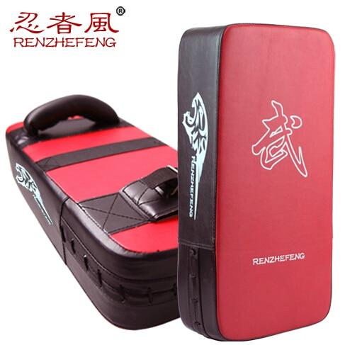 1pcs boxing pads Thai Kick Boxing Strike Curve Pads Muay Arm Punch MMA For Boxing Taekwondo Foot Target|Punching Bag & Sand Bag| |  -