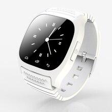 Дешевые M26 Смарт-часы для спорта идеально совместимы с Android Системы Bluetooth 3.0 все подключаемых с BT3.0/плюс ежедневно водонепроницаемый