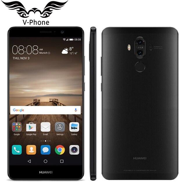 Original Huawei Mate 9 Mate9 4G LTE Octa Core 4GB RAM 64GB...